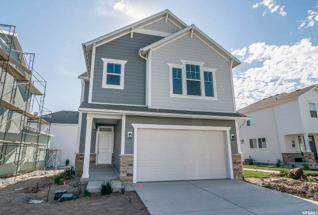 4425 W 2650 N #424, Lehi, UT 84043 (MLS #1676546) :: Lookout Real Estate Group