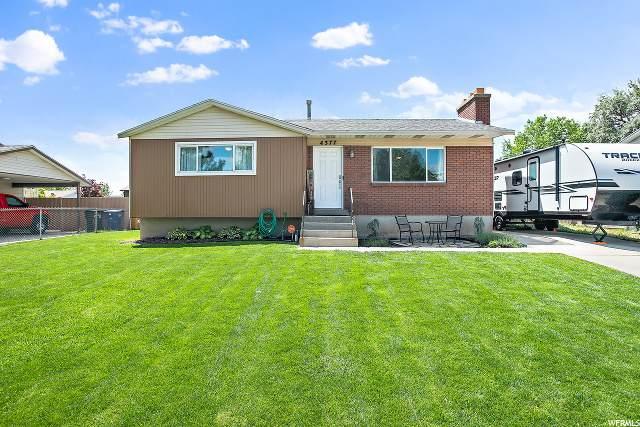 4377 W Lander Way, Salt Lake City, UT 84118 (#1676570) :: Colemere Realty Associates