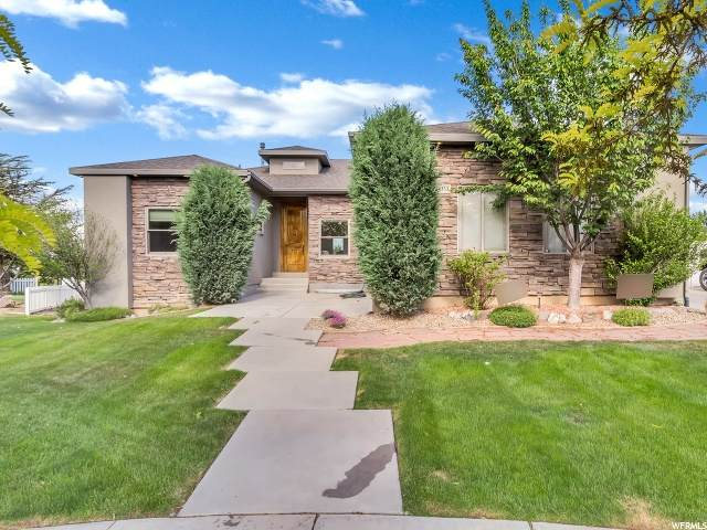 14353 S Springheather Cir W, Herriman, UT 84096 (#1676573) :: The Perry Group