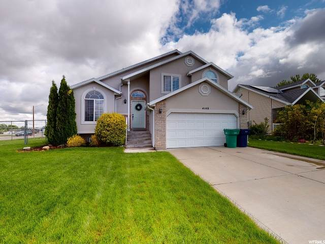 4148 W 4850 S, Roy, UT 84067 (#1676588) :: Doxey Real Estate Group