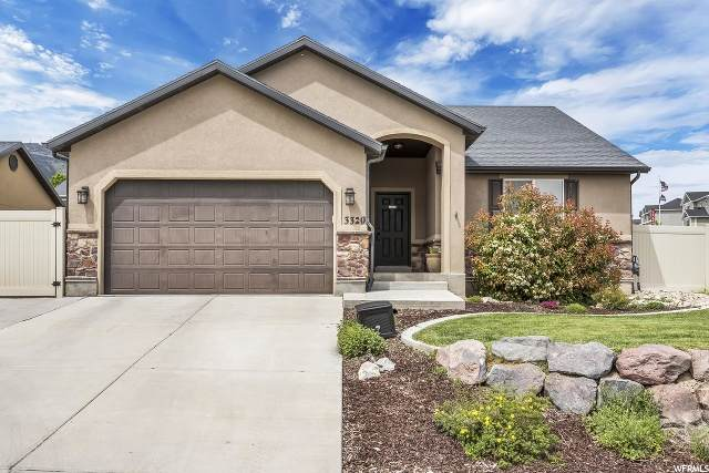 3329 S Hawk Dr W, Saratoga Springs, UT 84045 (#1676595) :: RE/MAX Equity
