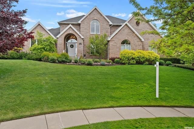 650 Liston Cir, Kaysville, UT 84037 (MLS #1676603) :: Lookout Real Estate Group