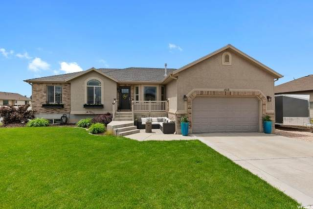 1513 N 4300 W, West Point, UT 84015 (#1676613) :: RE/MAX Equity