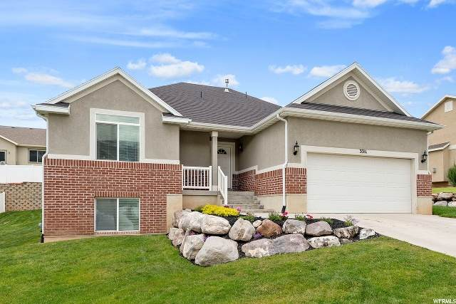 3311 N Redshoulder Dr, Layton, UT 84040 (#1676615) :: The Fields Team