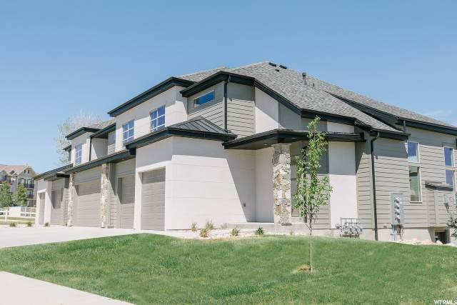101 W Harvest Village Ln #101, Saratoga Springs, UT 84045 (#1676634) :: Big Key Real Estate