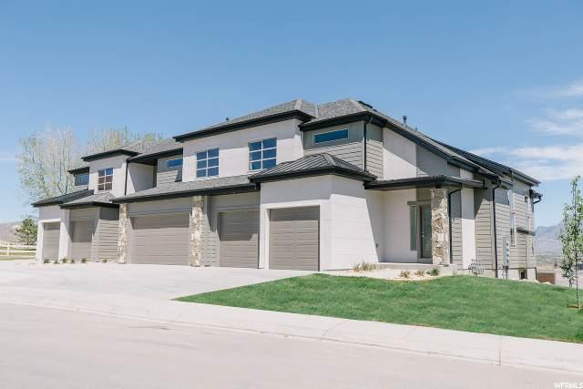 113 W Harvest Village Ln #106, Saratoga Springs, UT 84045 (#1676645) :: Big Key Real Estate