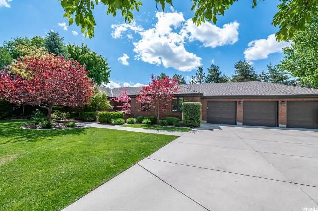 6338 S Haven Chase Ln E, Murray, UT 84121 (#1676656) :: Pearson & Associates Real Estate