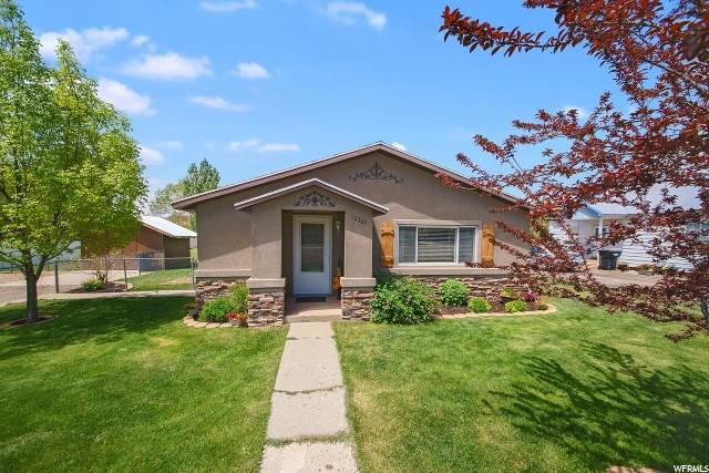 10389 N 8000 E, Tridell, UT 84076 (#1676660) :: Von Perry | iPro Realty Network