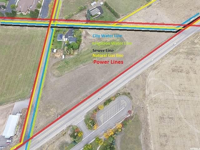 2490 S Highway 40, Heber City, UT 84032 (MLS #1676674) :: Lookout Real Estate Group