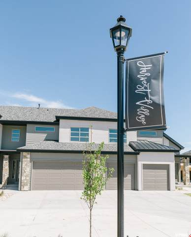 132 W Harvest Village Ln #155, Saratoga Springs, UT 84045 (#1676679) :: Big Key Real Estate