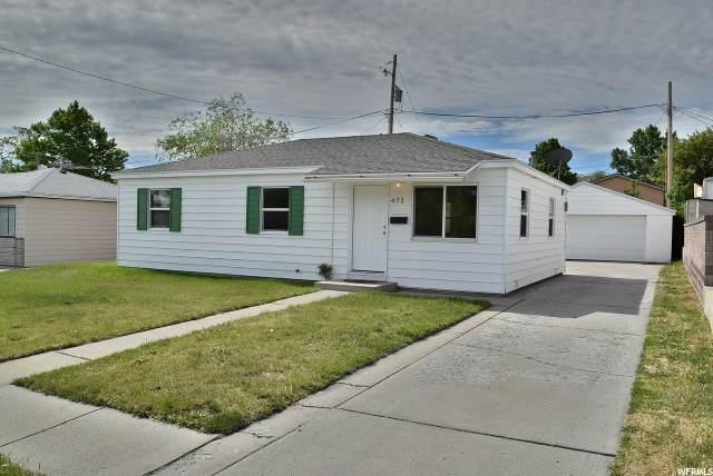 4721 W 5215 S, Salt Lake City, UT 84118 (MLS #1676683) :: Lookout Real Estate Group