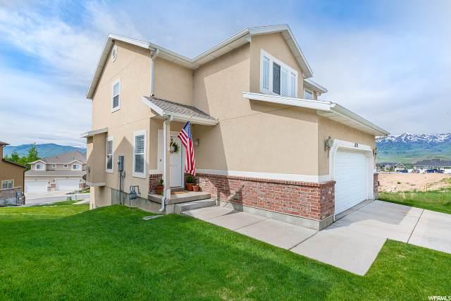 870 N Great Dr E, Morgan, UT 84050 (#1676709) :: Utah Best Real Estate Team   Century 21 Everest
