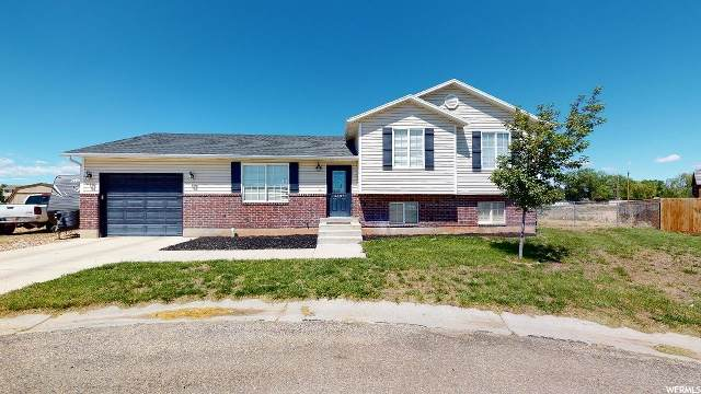 1117 S Willow Cir, Roosevelt, UT 84066 (#1676710) :: Big Key Real Estate