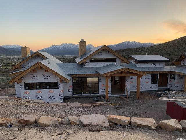 1689 N Chimney Rock Rd (Lot 527) #527, Heber City, UT 84032 (#1676720) :: The Fields Team