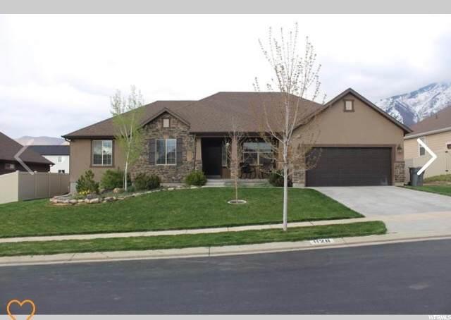 1128 N Quail Run Ln, Elk Ridge, UT 84651 (MLS #1676734) :: Lookout Real Estate Group