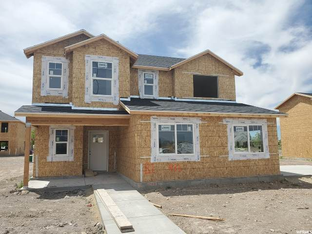 1433 W 350 N Lot 81, Springville, UT 84663 (#1676738) :: The Fields Team