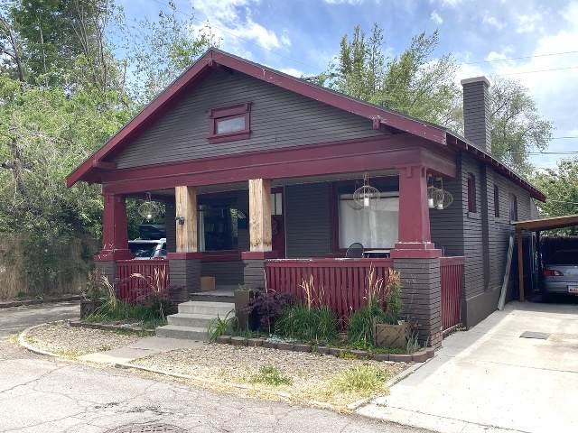 538 E Hawthorne Ave, Salt Lake City, UT 84102 (#1676787) :: Colemere Realty Associates