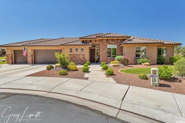 1158 S 1890 Cir E, St. George, UT 84790 (#1676791) :: Colemere Realty Associates