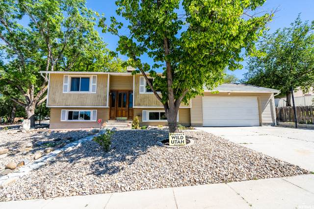 1137 E Webster Dr, Sandy, UT 84094 (#1676803) :: The Fields Team