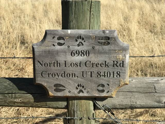 6080 N Lost Creek Rd, Croydon, UT 84018 (MLS #1676811) :: Lawson Real Estate Team - Engel & Völkers