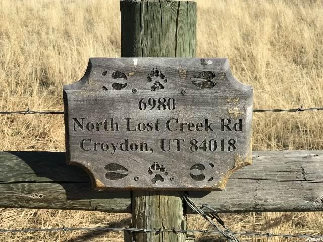6080 N Lost Creek Rd, Croydon, UT 84018 (MLS #1676811) :: Lookout Real Estate Group