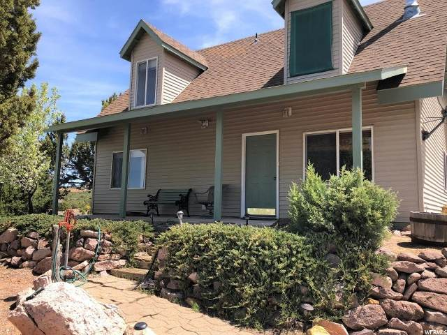 17765 W Old Irontown Rd, Cedar City, UT 84720 (MLS #1676816) :: Lawson Real Estate Team - Engel & Völkers