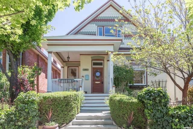 186 N J St E, Salt Lake City, UT 84103 (#1676833) :: Utah City Living Real Estate Group