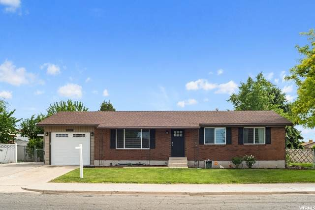 5009 W Odell Dr, West Valley City, UT 84120 (#1676855) :: The Fields Team