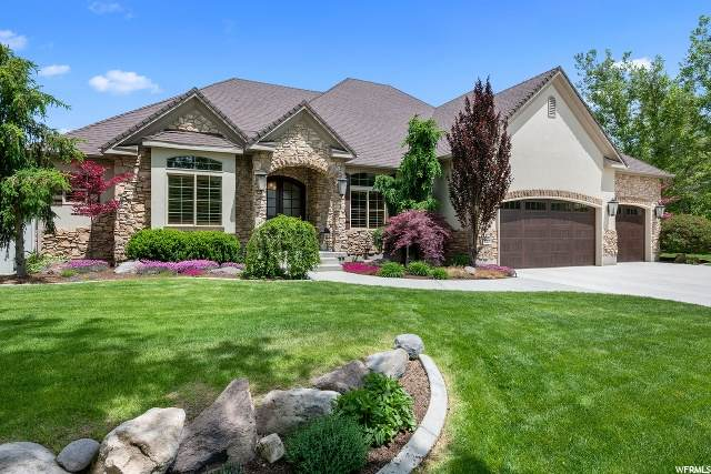 927 E Crosswind Way, Draper, UT 84020 (#1676860) :: Colemere Realty Associates