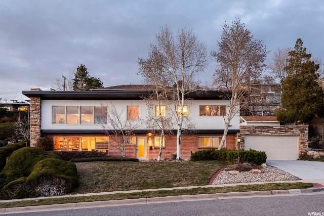 781 E Northcrest Dr, Salt Lake City, UT 84103 (#1676864) :: Utah City Living Real Estate Group