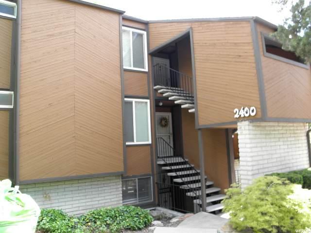 2400 S Elizabeth St E #2, Salt Lake City, UT 84106 (#1676865) :: Utah City Living Real Estate Group