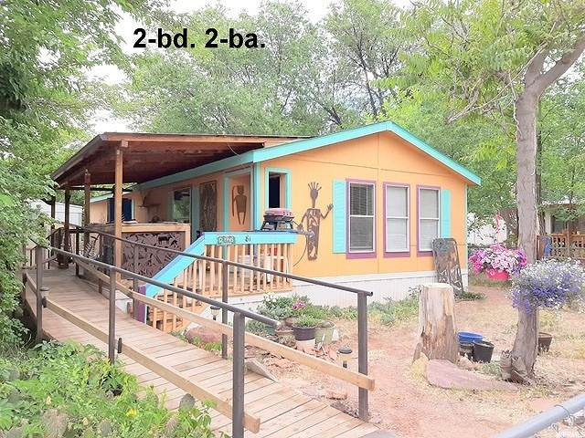 290 Williams Way #81, Moab, UT 84532 (MLS #1676878) :: Lookout Real Estate Group