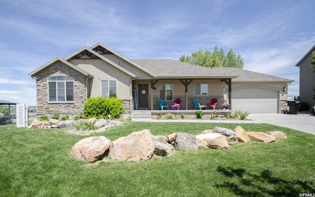 2748 W 2025 N, Clinton, UT 84015 (#1676893) :: RE/MAX Equity