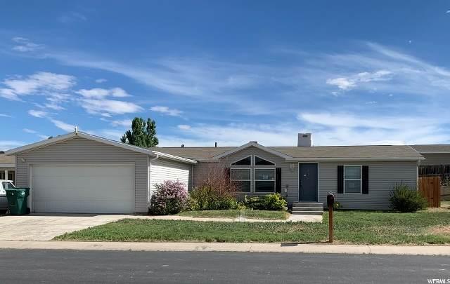 401 W 2000 S, Vernal, UT 84078 (#1676902) :: Big Key Real Estate