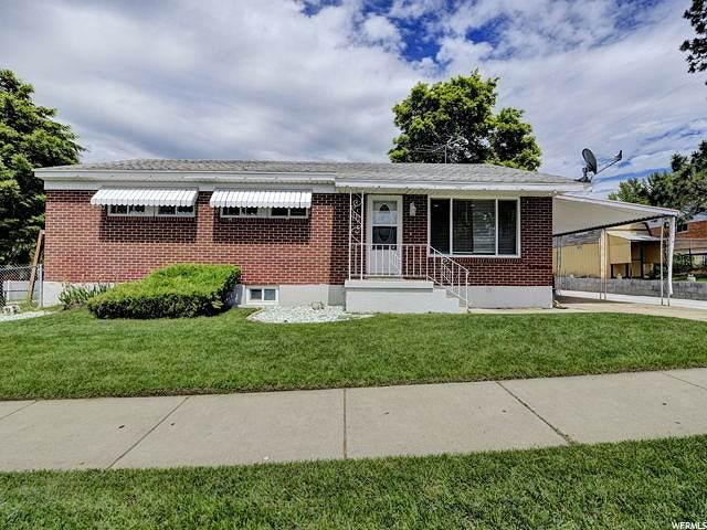 230 W 4500 S, Washington Terrace, UT 84405 (#1676911) :: RE/MAX Equity