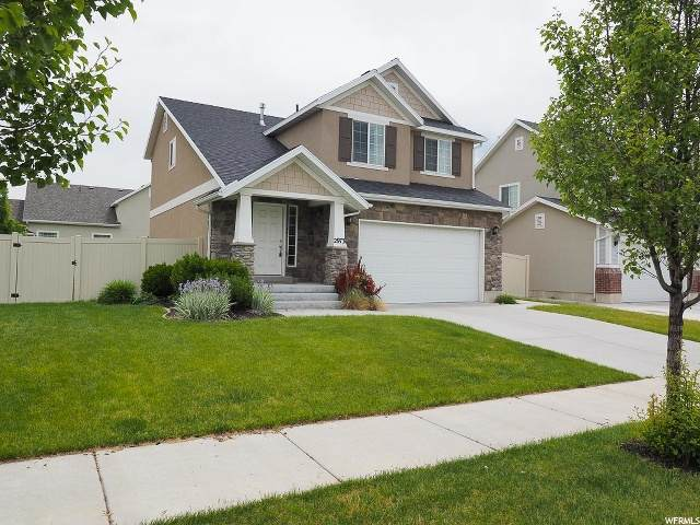 2973 S Sefton Dr W, West Valley City, UT 84120 (MLS #1676916) :: Lookout Real Estate Group