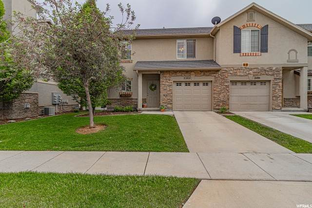 2393 W Adalaide Dr S, Riverton, UT 84065 (#1676932) :: Exit Realty Success