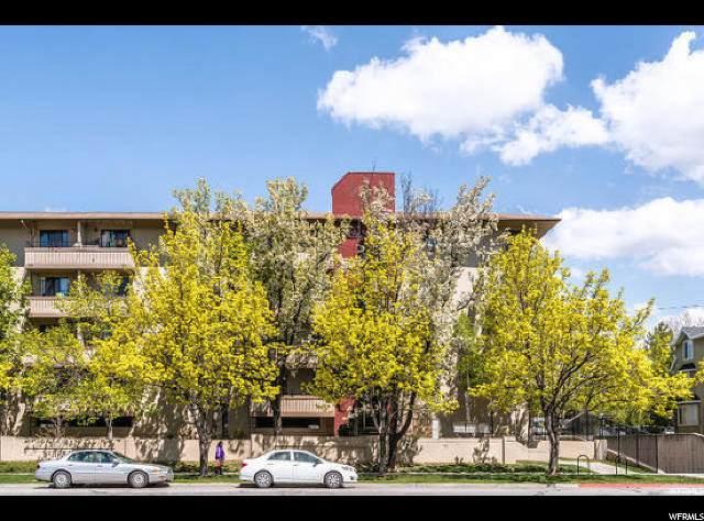 339 E 600 SOUTH S #1210, Salt Lake City, UT 84111 (#1676952) :: RE/MAX Equity
