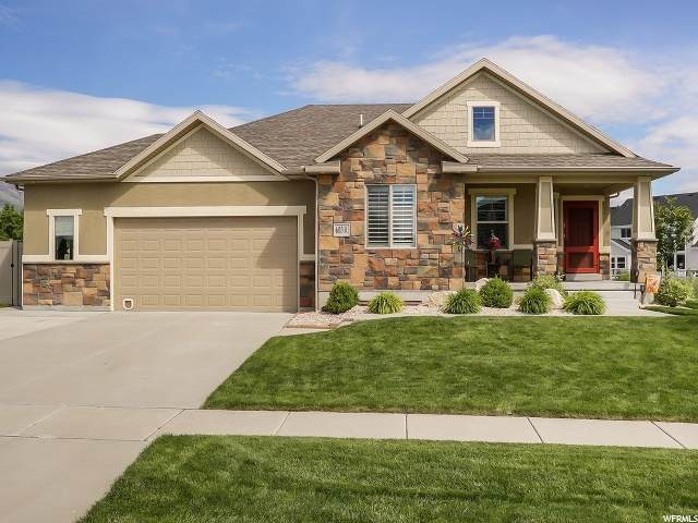 603 W Abbey Way, Layton, UT 84041 (#1676988) :: Red Sign Team