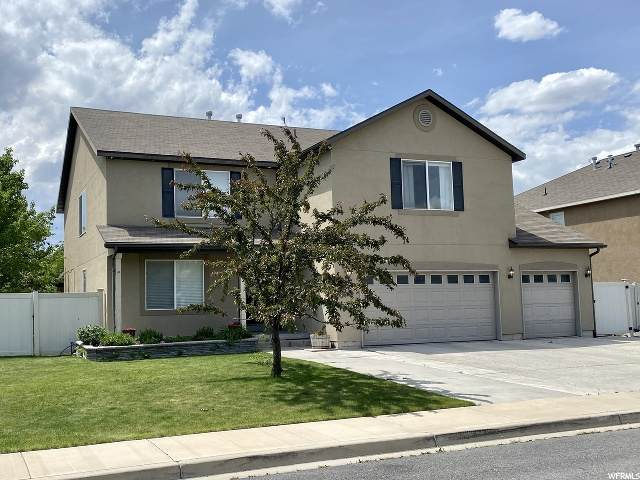 442 S 3040 W, Lehi, UT 84043 (#1676992) :: The Perry Group