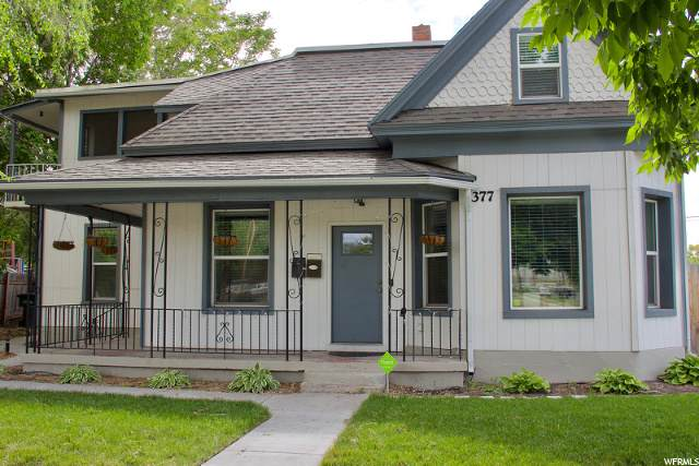 377 N 800 W, Salt Lake City, UT 84116 (#1676993) :: Colemere Realty Associates