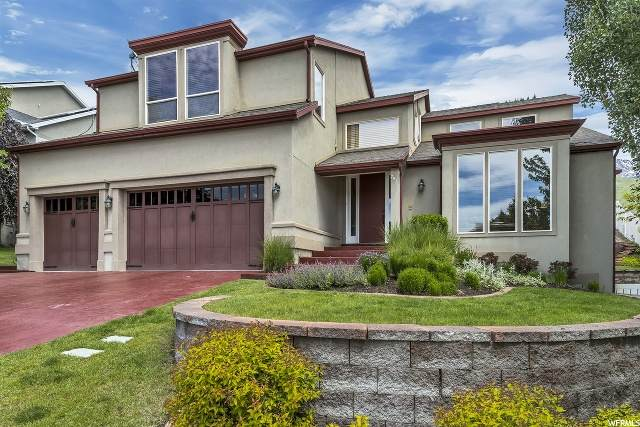 7911 S Majestic Dr, Cottonwood Heights, UT 84121 (#1676995) :: goBE Realty