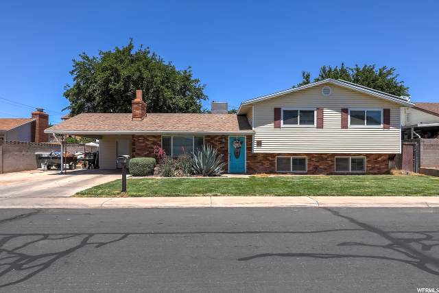 23 E 750 S, St. George, UT 84770 (#1677007) :: Doxey Real Estate Group