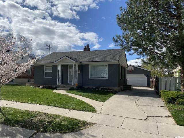 2218 E Redondo Ave, Salt Lake City, UT 84108 (MLS #1677011) :: Lookout Real Estate Group