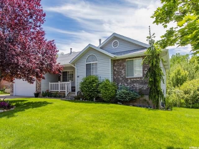 1464 Kays Creek Dr, Layton, UT 84040 (MLS #1677037) :: Lookout Real Estate Group