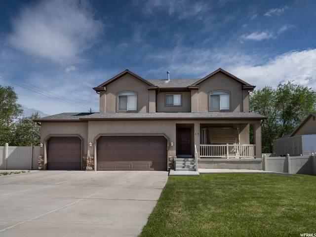 15 E 1100 S, Vernal, UT 84078 (#1677073) :: Big Key Real Estate