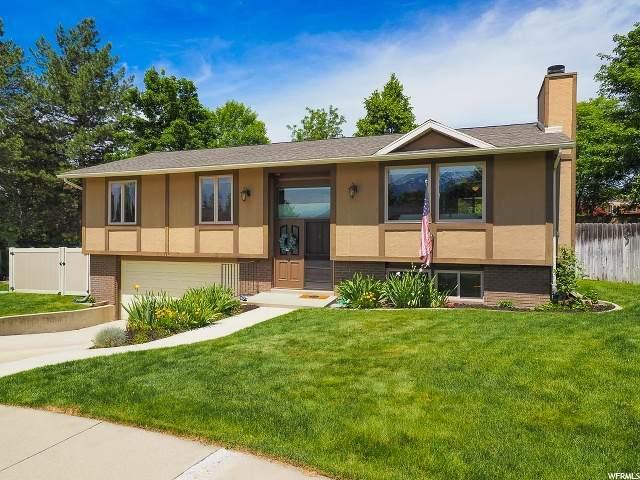 777 E Ute Cir, Murray, UT 84107 (#1677099) :: Pearson & Associates Real Estate