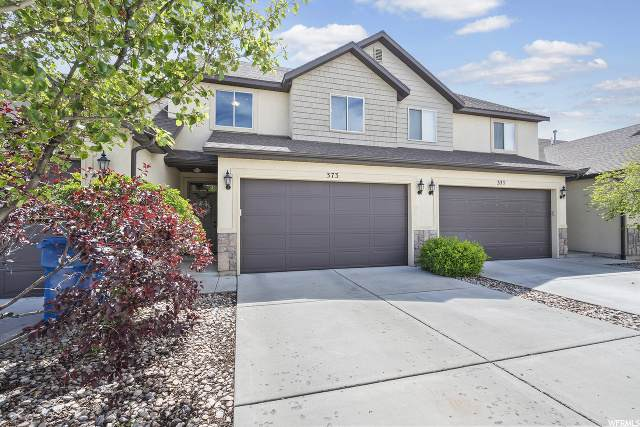 373 S Spanish Trails Blvd W, Spanish Fork, UT 84660 (#1677101) :: Red Sign Team