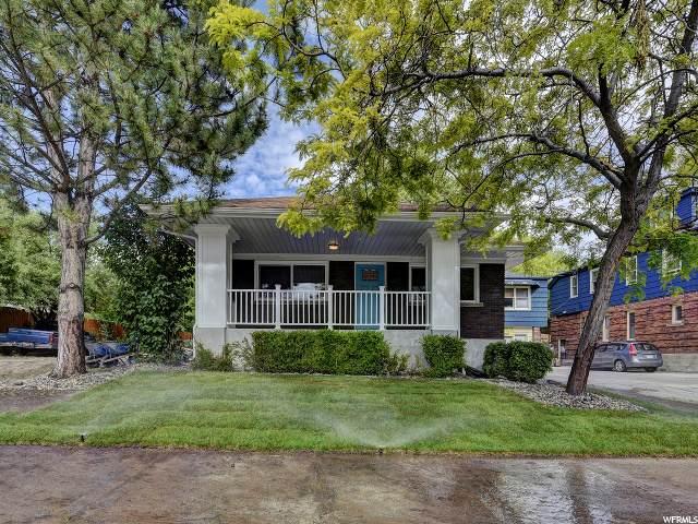 165 S 900 E, Salt Lake City, UT 84102 (#1677102) :: Doxey Real Estate Group