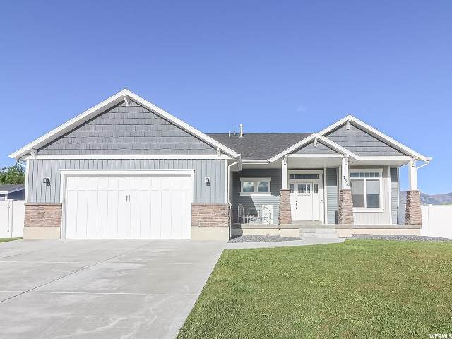756 N 470 E, Tremonton, UT 84337 (#1677105) :: Red Sign Team
